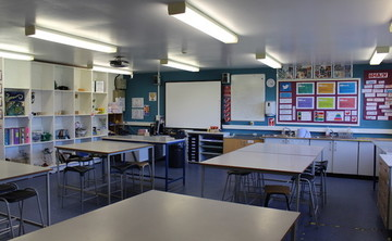 Design Technology Room - SLS @ Flixton Girls School - Manchester - 2 - SchoolHire