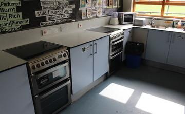 Cookery Room - SLS @ Flixton Girls School - Manchester - 1 - SchoolHire
