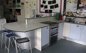 Cookery Room - SLS @ Flixton Girls School - Manchester - 2 - SchoolHire