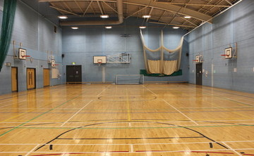 Sports Hall - SLS @ Freebrough Academy - North Yorkshire - 1 - SchoolHire