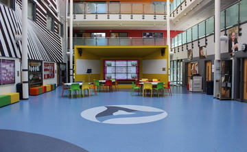 Atrium - Large - SLS @ Freebrough Academy - North Yorkshire - 1 - SchoolHire