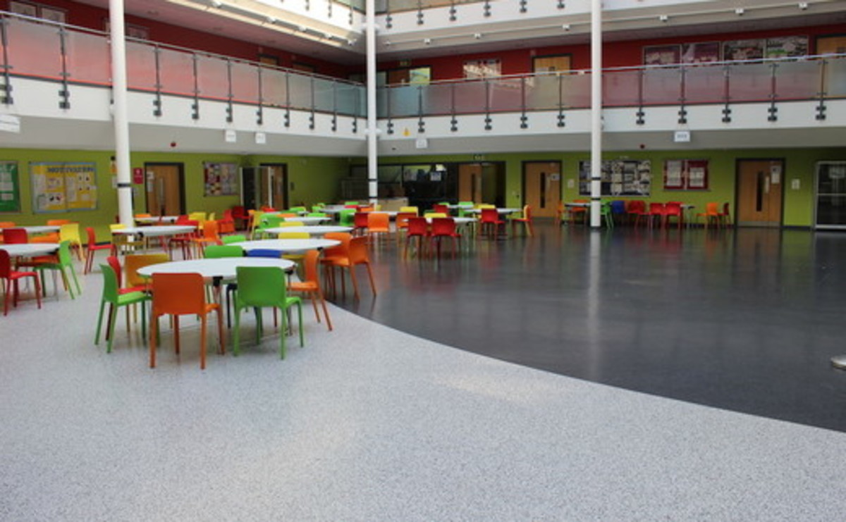Atrium - Large - SLS @ Freebrough Academy - North Yorkshire - 2 - SchoolHire