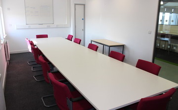 Specialist Classrooms - Conference Room - SLS @ Freebrough Academy - North Yorkshire - 1 - SchoolHire