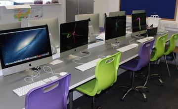 Specialist Classrooms - IT Suite  - SLS @ Freebrough Academy - North Yorkshire - 1 - SchoolHire
