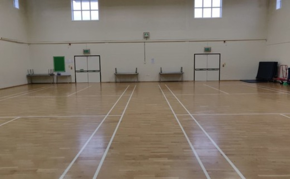 Sports Hall  - SLS @ Fryent Primary School - Brent - 1 - SchoolHire