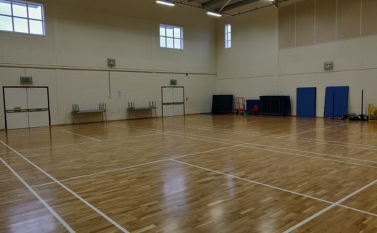 Sports Hall  - SLS @ Fryent Primary School - Brent - 2 - SchoolHire