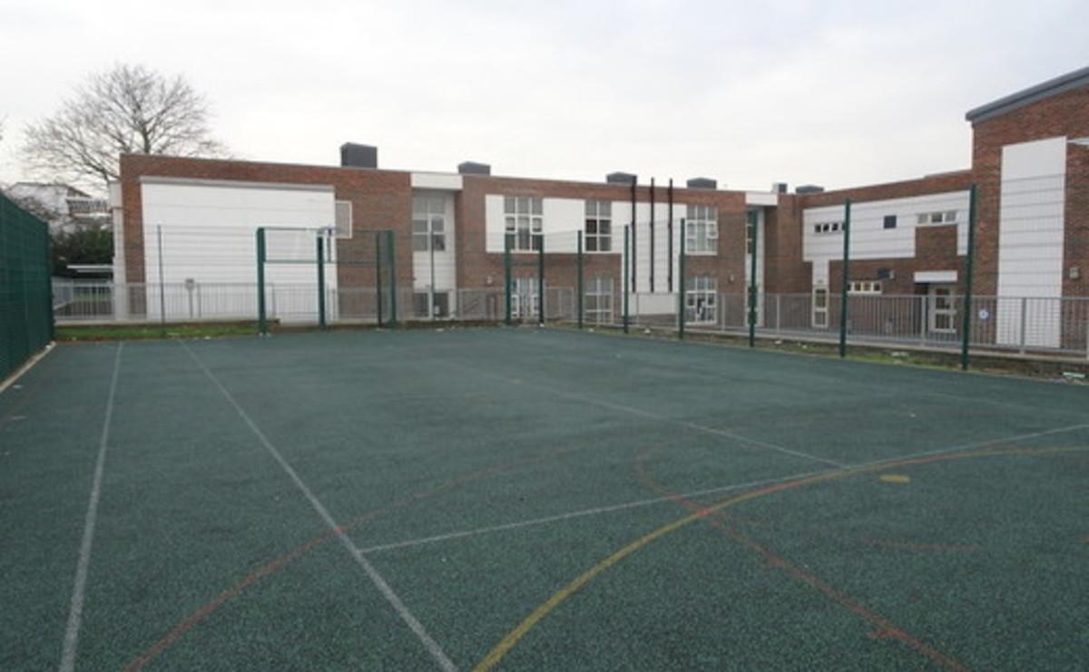 Tarmac Area -Multi Games Area - SLS @ Fryent Primary School - Brent - 1 - SchoolHire