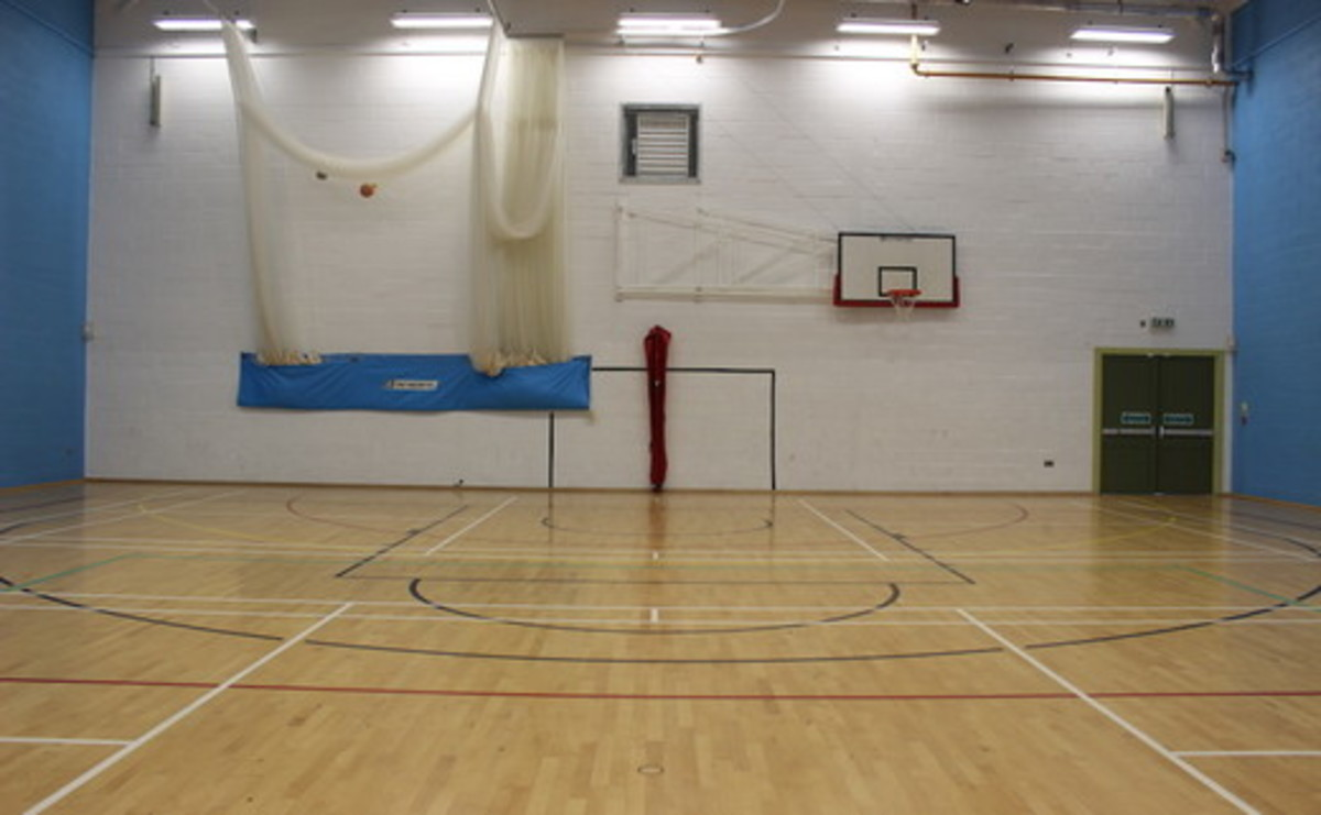 Sports Hall  - SLS @ Garstang Community Academy - Lancashire - 2 - SchoolHire