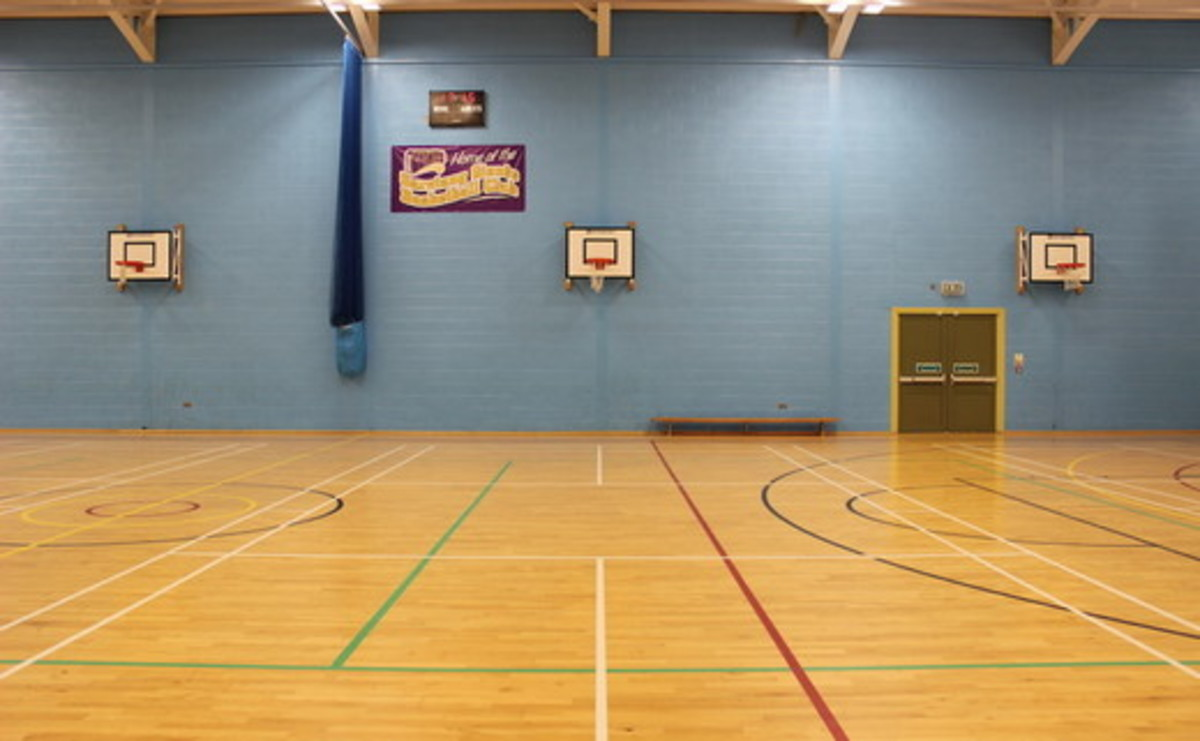 Sports Hall  - SLS @ Garstang Community Academy - Lancashire - 4 - SchoolHire