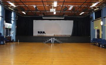 Main Hall - SLS @ Garstang Community Academy - Lancashire - 2 - SchoolHire