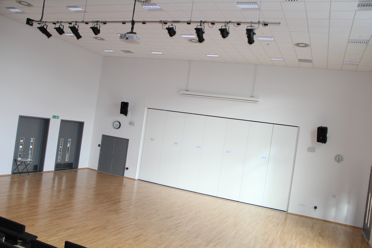 Main Hall Function Room For Hire In Stockton On Tees