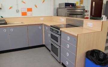 Cooking Room - SLS @ Garstang Community Academy - Lancashire - 1 - SchoolHire