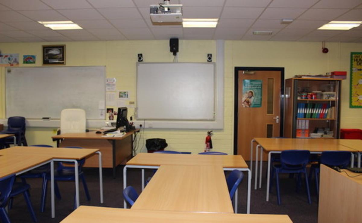 ICT Suite - SLS @ Garstang Community Academy - Lancashire - 1 - SchoolHire
