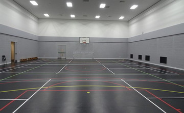 Sports Hall  - SLS @ Global Academy - Hillingdon - 2 - SchoolHire