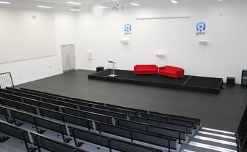 Main Hall  - SLS @ Global Academy - Hillingdon - 1 - SchoolHire