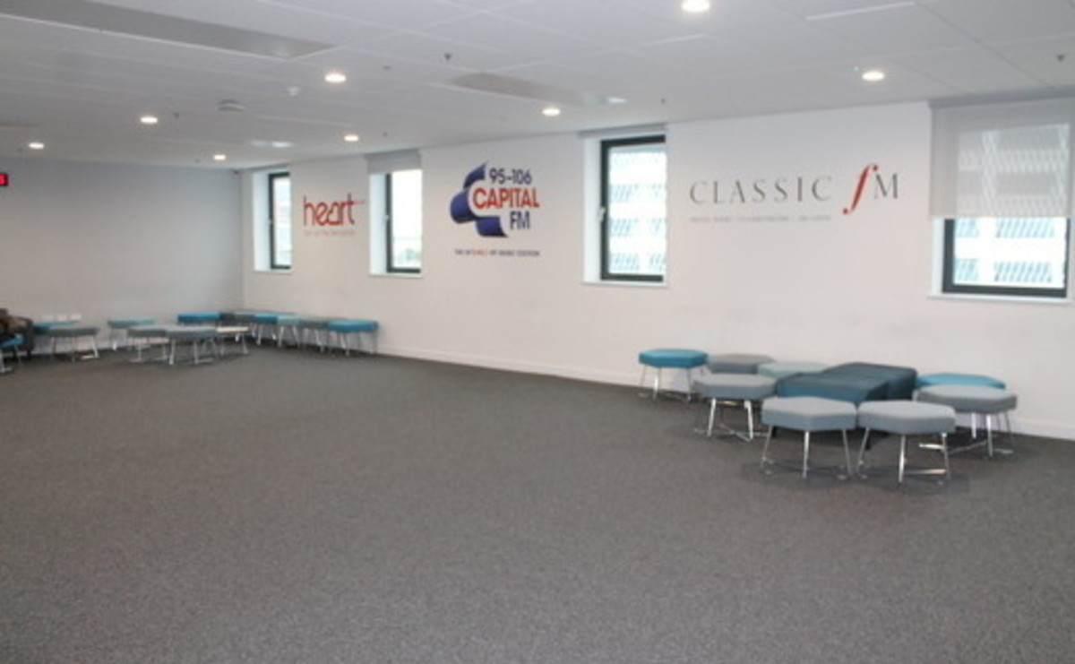 Multi Purpose Area  - SLS @ Global Academy - Hillingdon - 1 - SchoolHire