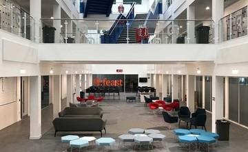 Atrium - SLS @ Global Academy - Hillingdon - 1 - SchoolHire