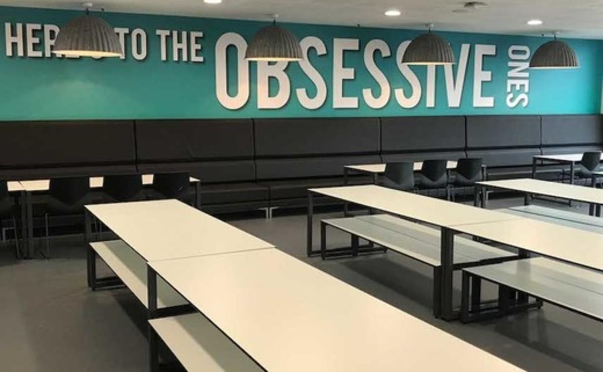Dining room - SLS @ Global Academy - Hillingdon - 1 - SchoolHire