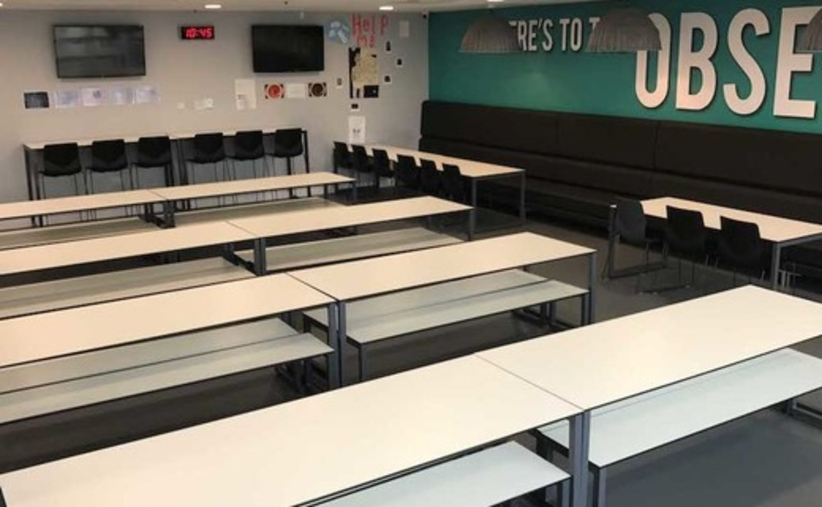 Dining room - SLS @ Global Academy - Hillingdon - 2 - SchoolHire