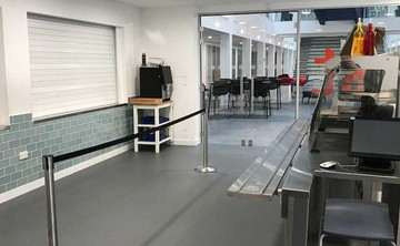 Dining room - SLS @ Global Academy - Hillingdon - 3 - SchoolHire