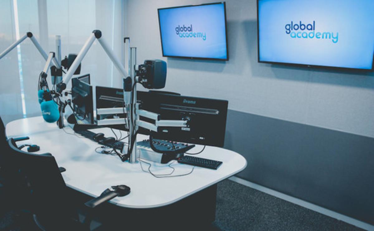 Radio Station - SLS @ Global Academy - Hillingdon - 1 - SchoolHire