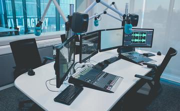 Radio Station - SLS @ Global Academy - Hillingdon - 2 - SchoolHire