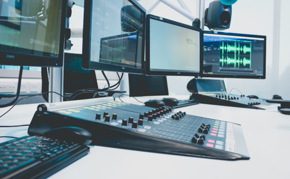 Radio Station - SLS @ Global Academy - Hillingdon - 3 - SchoolHire