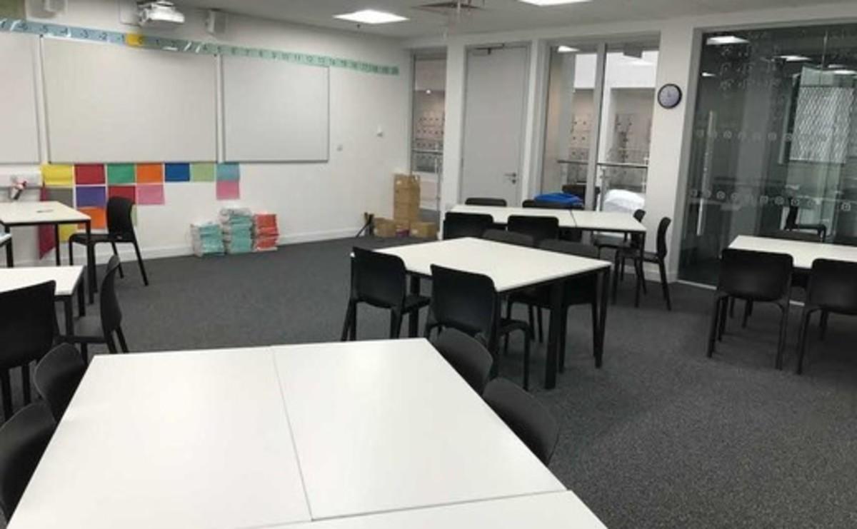 Classroom - SLS @ Global Academy - Hillingdon - 1 - SchoolHire