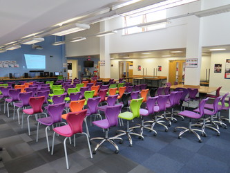 6th Form Quiet Room - St Clement Danes School - Hertfordshire - 1 - SchoolHire