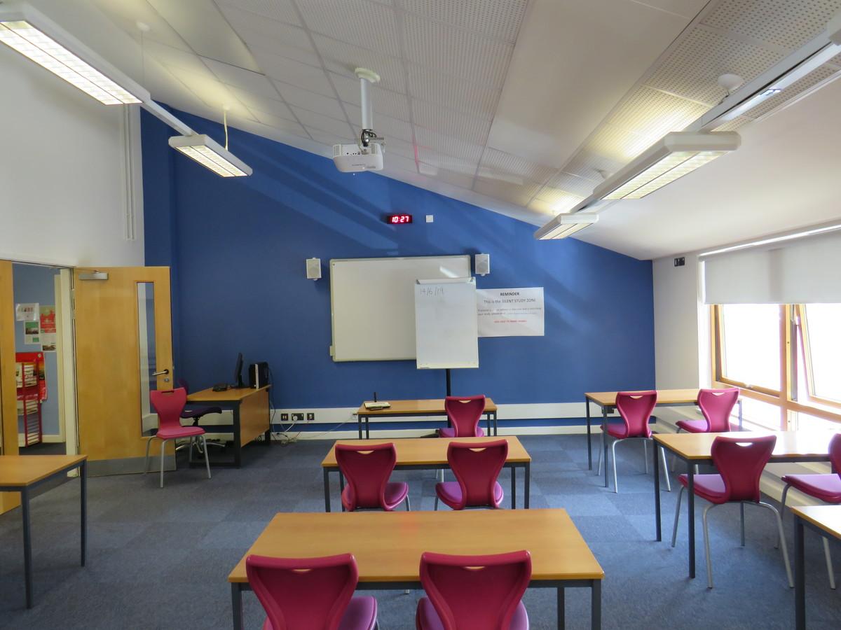 6th Form Silent Zone - St Clement Danes School - Hertfordshire - 4 - SchoolHire