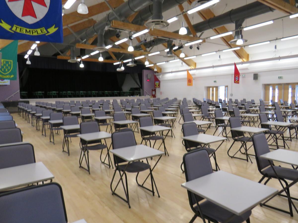 Barbirolli Hall - St Clement Danes School - Hertfordshire - 1 - SchoolHire
