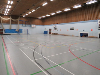 Sports Hall - St Clement Danes School - Hertfordshire - 3 - SchoolHire