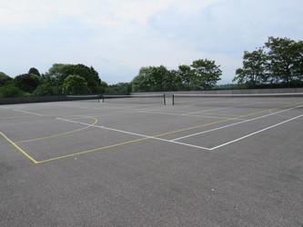 Netball Courts/Tennis Courts - St Clement Danes School - Hertfordshire - 1 - SchoolHire