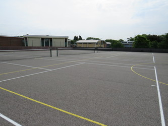 Netball Courts/Tennis Courts - St Clement Danes School - Hertfordshire - 3 - SchoolHire