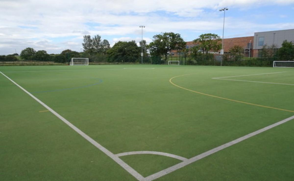 Astroturf  - SLS @ Hetton School - Durham - 1 - SchoolHire