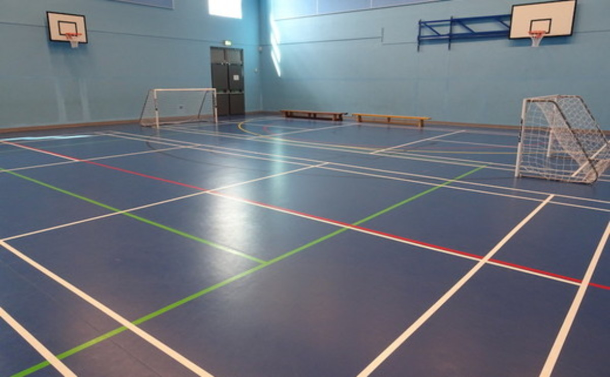 Sports Hall  - SLS @ Hetton School - Durham - 1 - SchoolHire