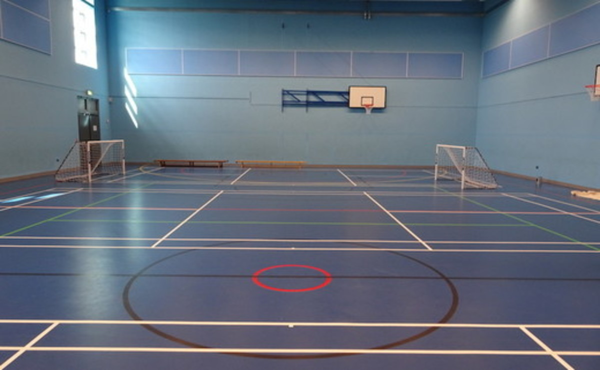 Sports Hall  - SLS @ Hetton School - Durham - 2 - SchoolHire