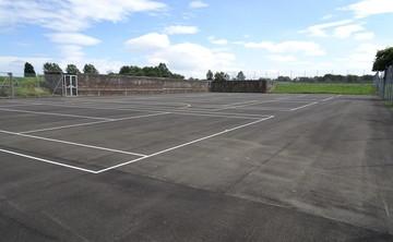 Tarmac Area - SLS @ Hetton School - Durham - 1 - SchoolHire