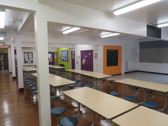 Canteen (Small) - Bosworth Academy - Leicester - 3 - SchoolHire