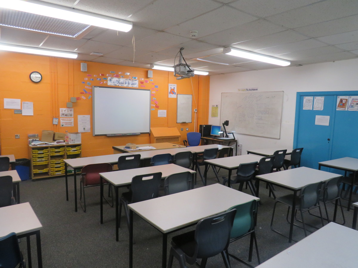 Classrooms - Bosworth Academy - Leicester - 3 - SchoolHire