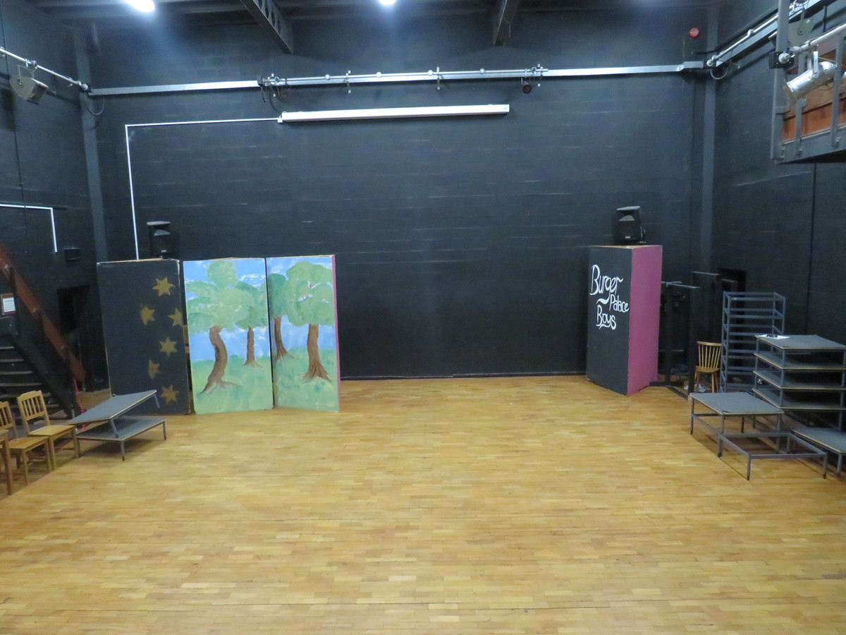 Drama Studio - Bosworth Academy - Leicester - 4 - SchoolHire