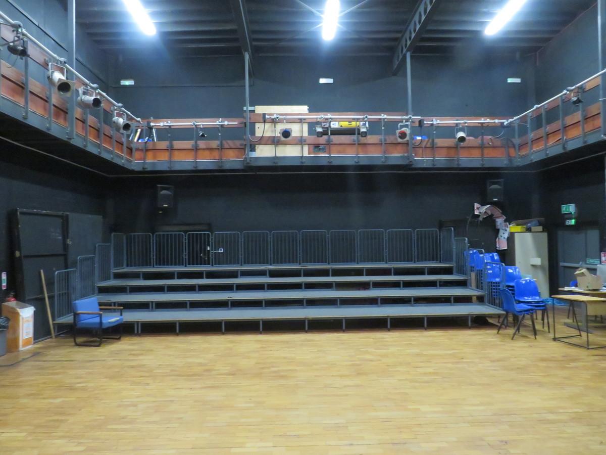 Drama Studio - Bosworth Academy - Leicester - 3 - SchoolHire