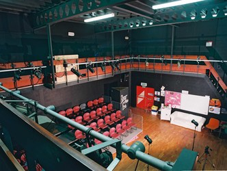 Drama Studio - Bosworth Academy - Leicester - 1 - SchoolHire