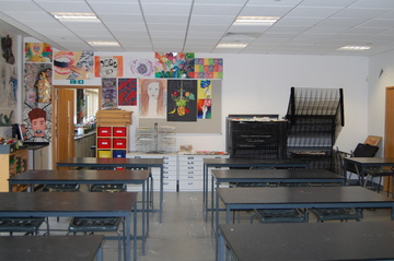 Art Room - Midhurst Rother College - West Sussex - 3 - SchoolHire