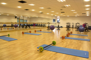 Dance Studio - Midhurst Rother College - West Sussex - 1 - SchoolHire