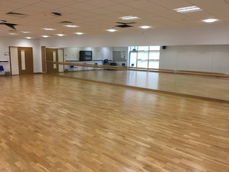 Dance Studio - Midhurst Rother College - West Sussex - 3 - SchoolHire