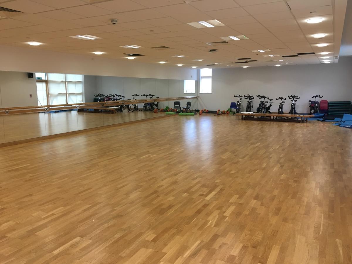 Dance Studio - Midhurst Rother College - West Sussex - 4 - SchoolHire