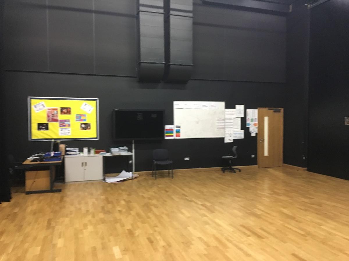 Drama Room - Midhurst Rother College - West Sussex - 1 - SchoolHire