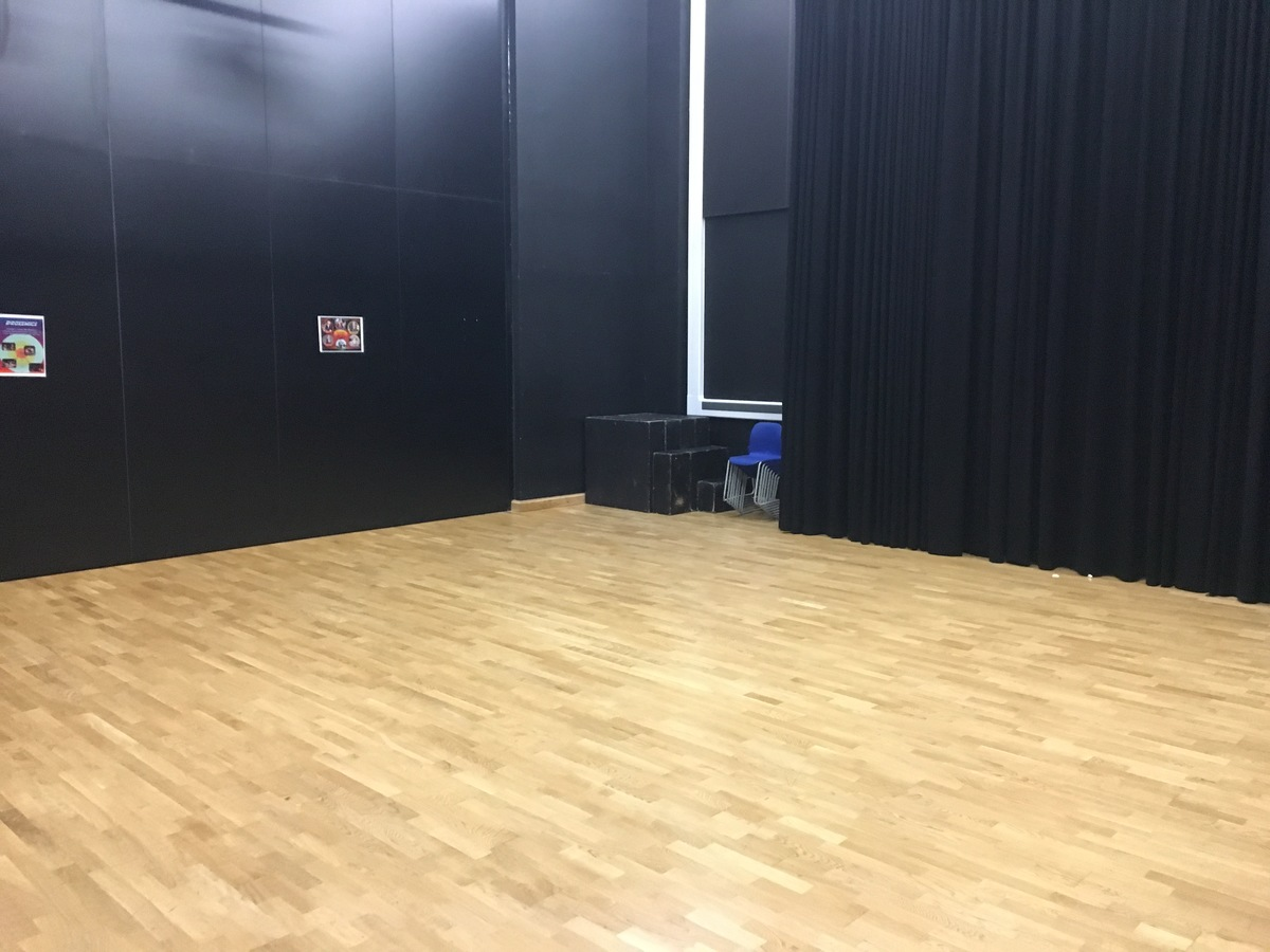 Drama Room - Midhurst Rother College - West Sussex - 2 - SchoolHire