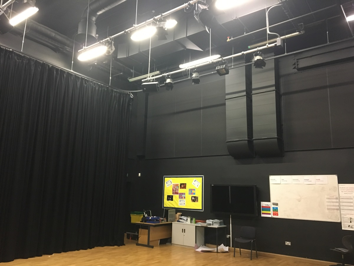 Drama Room - Midhurst Rother College - West Sussex - 3 - SchoolHire